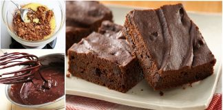 How to make Quick Delicious Brownies at Home