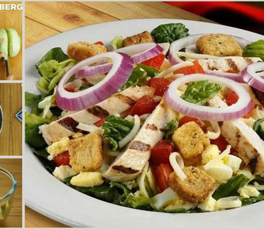 How to Make Delicious Fattoush Salad Recipe for Parties