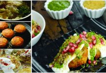 An easy and Simple Way to Make Aloo Tikki Chaat Recipe