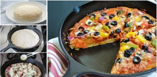 How to Make Delicious Yeast Free Pizza Recipe At Home