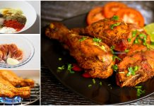 How to Make Delicious and Juicy Tandoori Chicken Recipe
