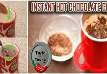 How to Make a Hot Chocolate Coffee At Home