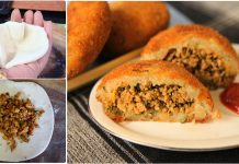How to make Pakistani style Simple Keema kachori recipe