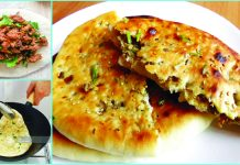 How to Make Crispy and Crunchy Keema Naan Recipe At Home