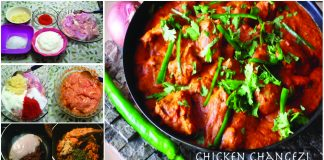 How to make Chicken Changezi Restaurant Style at Home