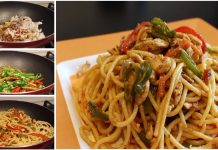How to make Restaurant Style Chicken Spaghetti Recipe