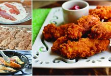 Quick Way To Make Juicy And Crispy Fried Chicken Strips