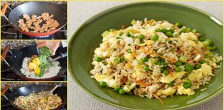 Simple & Easy Recipe to make Mouth Watering Fried Rice