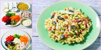 Simple Way To Make Chicken Macaroni Salad Recipe at Home