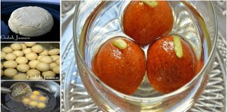 An Easy Recipe to make Special Delicious Gulab Jamun with Khoya