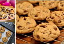 Best Homemade Chewy Chocolate Chip Cookies Recipe