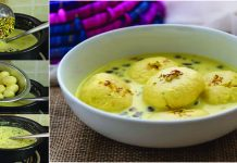 How to Make Perfect Instant Indian Style Soft Rasmalai at Home