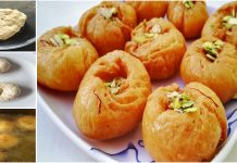 How to make Festive Special Sweet Crunchy Balushahi Recipe