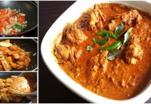 Make Chicken Curry with Roasted Coconut Gravy at Home
