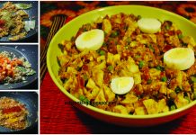 Make Perfect Restaurant Style Egg Keema Recipe