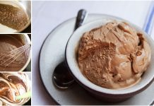 Make Super Soft Chocolate Ice Cream Recipe at Home