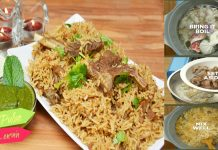 A unique recipe to make Mutton Yakhni Pulao at home