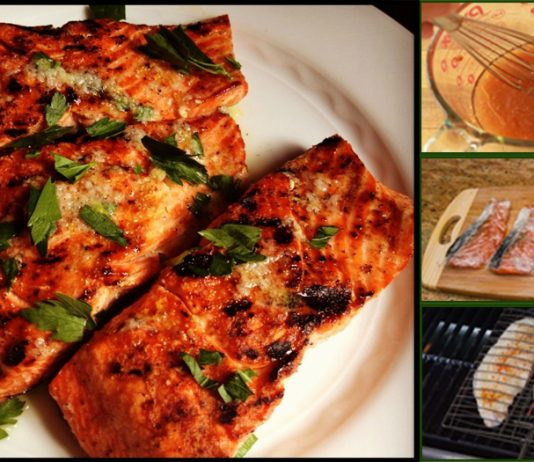 Easy Recipe to Make Delicious & Spicy Grilled Fish at home