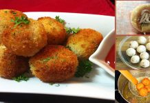 How to make Crispy Fried Mashed Potato Balls
