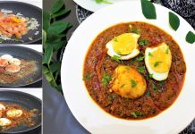 Quick Recipe to make Hyderabadi Delicious Egg Curry Recipe