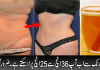 Weight loss Turmeric Tea to Get Rid of Belly Fat
